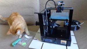 3D-принтер MZD330